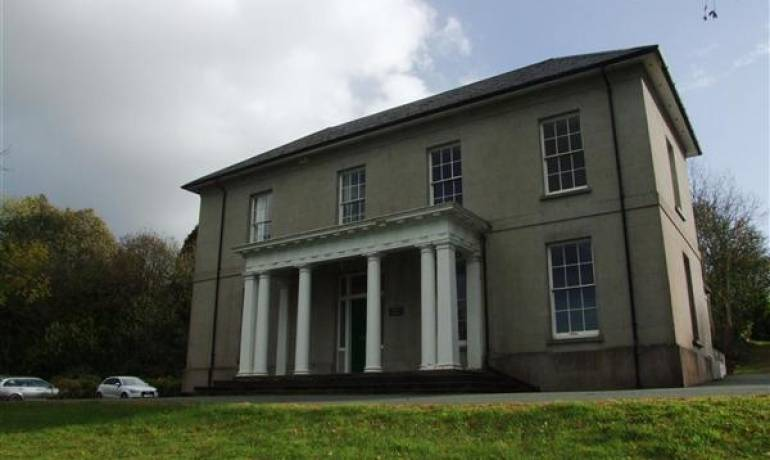 Offices At Avallenau House, Haverfordwest, Haverfordwest, Pembrokeshire (POM1000065)
