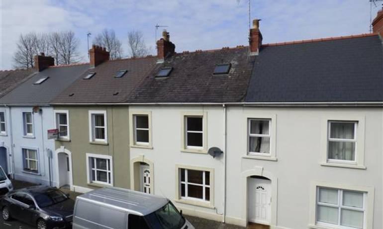 Cartlett, Haverfordwest, Haverfordwest, Pembrokeshire (POM1000789)