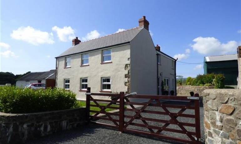 Clayston Farmhouse, Freystrop, Haverfordwest, Pembrokeshire (POM1000823)