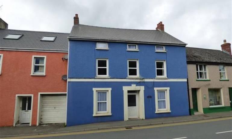 Prendergast, Haverfordwest, Haverfordwest, Pembrokeshire (POM1000827)