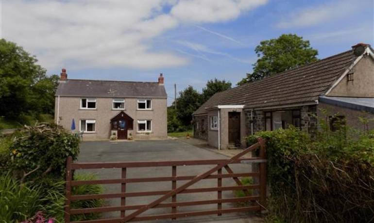 Stoneleigh, Nr Woodstock, Haverfordwest, Pembrokeshire (POM1000834)