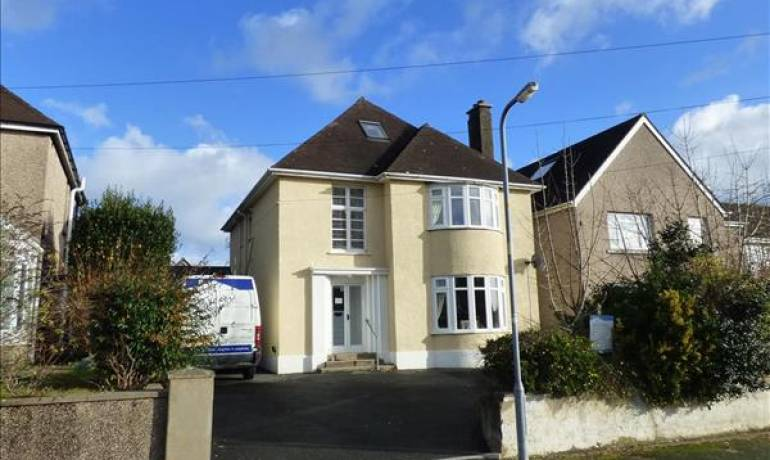 Queensway, Haverfordwest, Haverfordwest, Pembrokeshire (POM1000857)