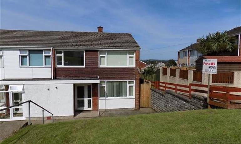 Harrier Road, Haverfordwest, Haverfordwest, Pembrokeshire (POM1000865)