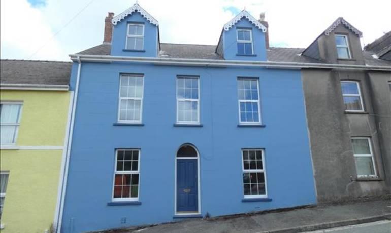 Cumby Terrace, Pembroke Dock, Pembroke Dock, Pembrokeshire (POM1000978)