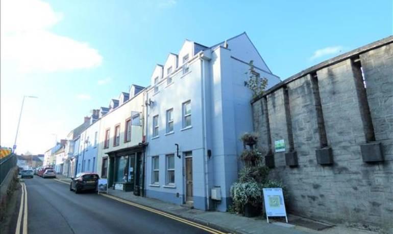 Dew Street, Haverfordwest, Haverfordwest, Pembrokeshire (POM1001060)