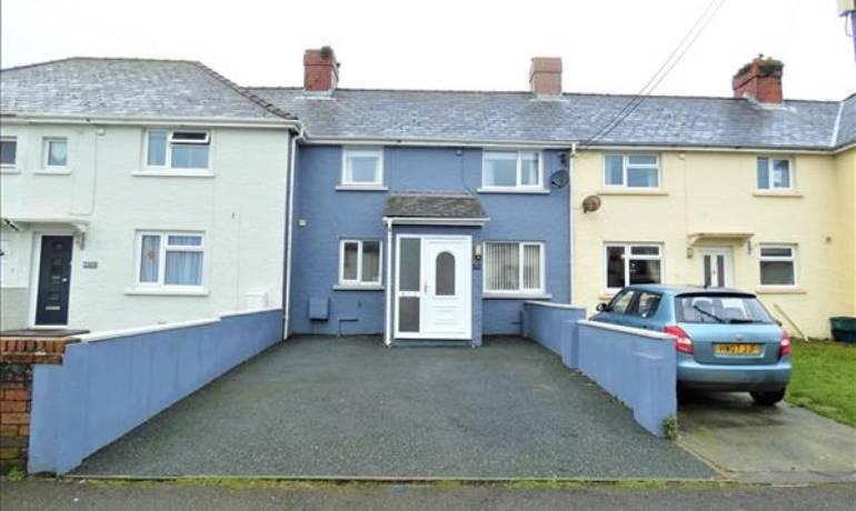 Cromie Avenue, Haverfordwest, Haverfordwest, Pembrokeshire (POM1001085)