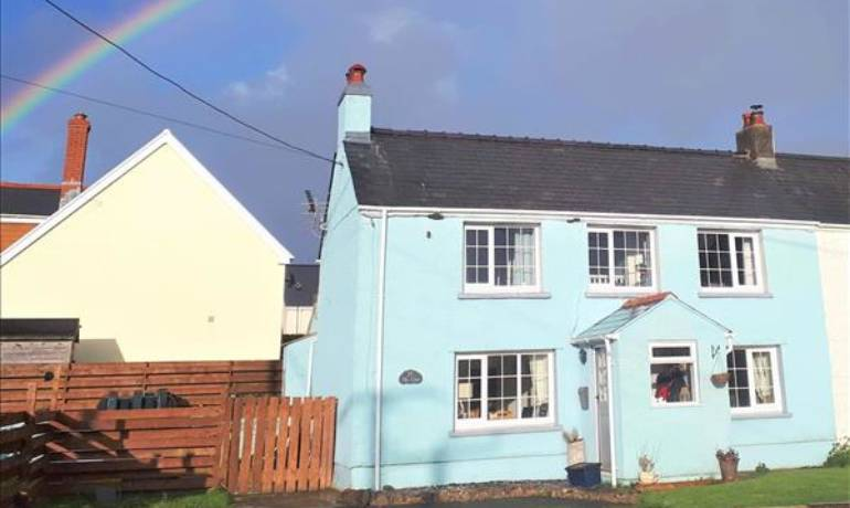 Newtown Road, Hook, Haverfordwest, Pembrokeshire (POM1001087)