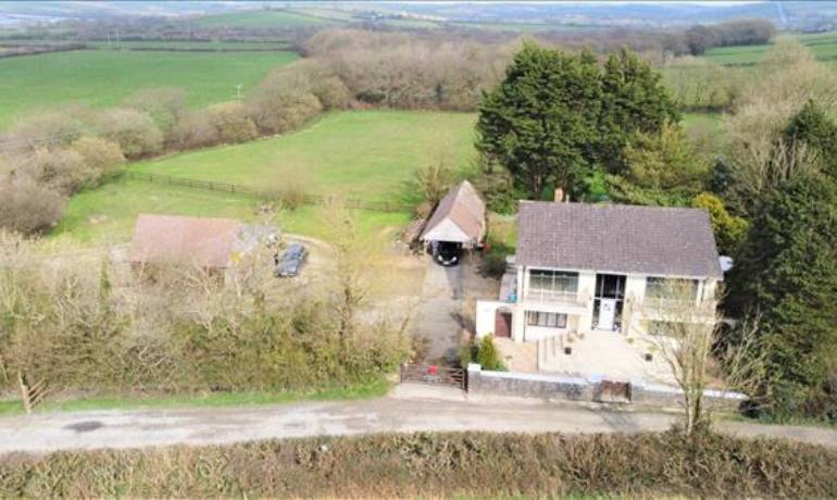 Good Hook Lodge, Haverfordwest, Haverfordwest, Pembrokeshire (POM1001118)