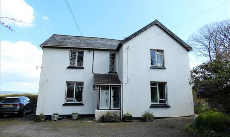 The Old Manse, Spittal, Haverfordwest, Pembrokeshire (POM1001125)