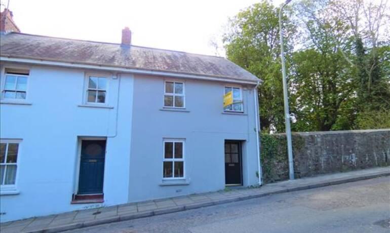 Barn Street, Haverfordwest, Haverfordwest, Pembrokeshire (POM1001140)