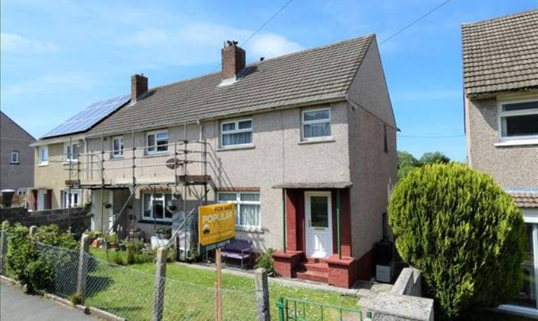 Baring Gould Way, Haverfordwest, Haverfordwest, Pembrokeshire (POM1001156)