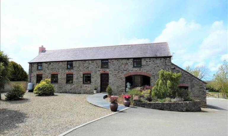 Cranham Barn, Freystrop, Haverfordwest, Pembrokeshire (POM1001261)