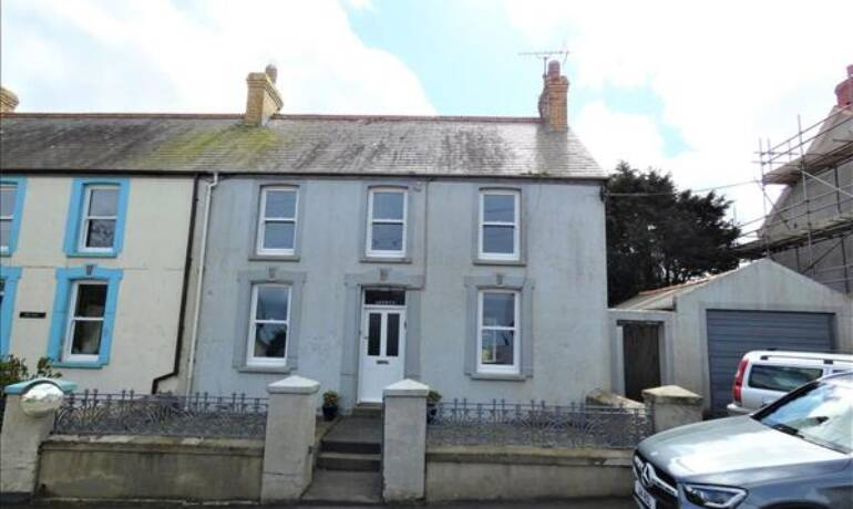 Ardwyn, Square And Compass, Haverfordwest, Pembrokeshire (POM1001264)