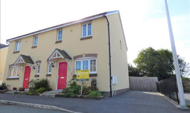 Castleton Grove, Haverfordwest, Haverfordwest, Pembrokeshire (POM1001266)