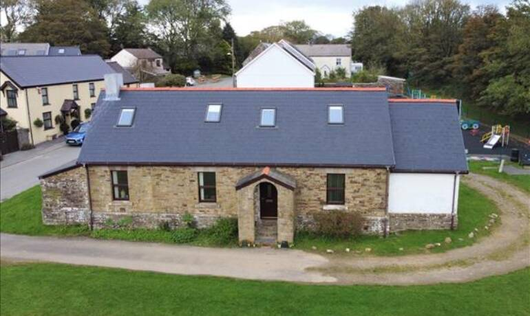 The Old Police House, Spittal, Haverfordwest, Pembrokeshire (POM1001269)